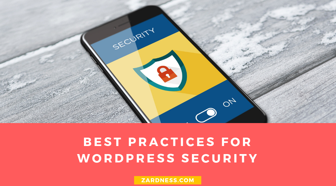 Best Practices for WordPress Security